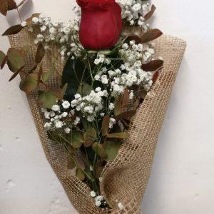 Flor única